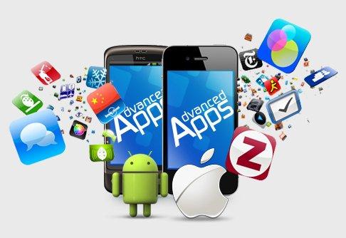 خدمات تصميم تطبيقات الجوال و تصميم تطبيق اندرويد و تصميم تطبيق الايفون و ايباد و التابلت