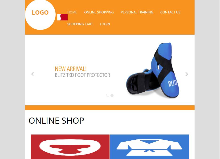 تصميم و برمجة و انشاء متجر الكتروني لصالح شركة امارتية