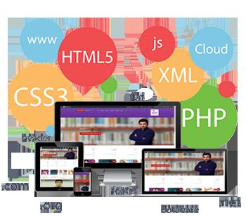 برمجة و تصميم موقع شخصي